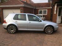 VW GOLF GTI 2.0 2002