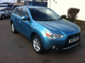 Mitsubishi ASX 1.8 DI-D 4x4 Low Emission 2012MY 4