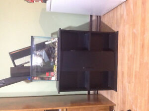 10gal fish tank and stand with tons of extras!