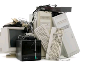 Wanted: Electronic recycling free pick up