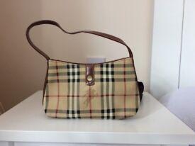 Burberry bag - genuine