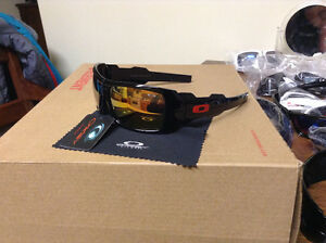 BRAND NEW SUNGLASSES OILRIG JAWBONE FUELCELL ETC...