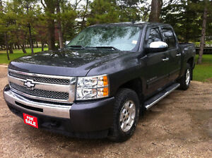 2011 CHEV LT 1500 CREW CAB 4x4 WARRANTY INCLUDED $1000 OFF