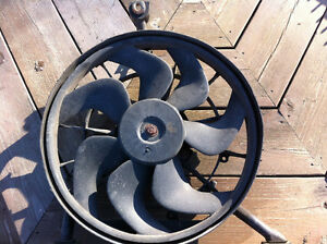Electric Rad Fan