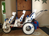 Runabout Triple Stroller