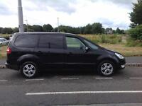 Ford Galaxy 1.8TDCi ( 125ps ) 6sp 2008.5MY Zetec 12 months mot 1 lady keeper