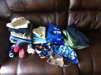 Lot de vêtements pour garcon de 18-24 mois et majoritairement 2T