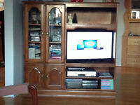 Maple TV Unit for sale
