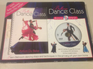 Dance Instructions with CD's.