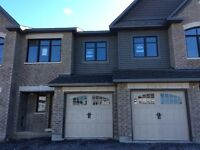 New Townhouse in Kanata 3 Bed 2.5 Bath 1828 sf Avail December 1