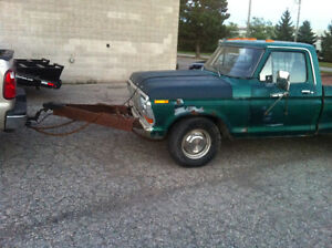 1978 Ford F250 for parts 2wd Kitchener / Waterloo Kitchener Area image 1