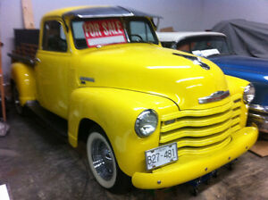 1951 chevrolet 5 window pickup
