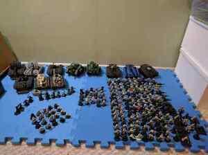 Warhammer 40k oop oldhammer imperial guard