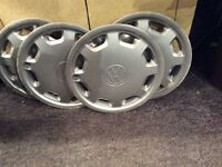 VOLKS 14'' OME  WHEEL CAPS X4