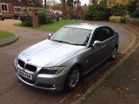 BMW 318i Automatic 2009 Low Miles £5695