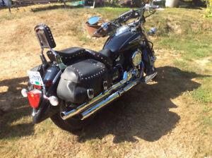 2006 Yamaha V-Star 100cc
