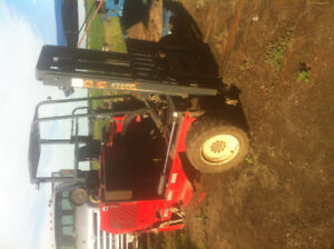 sod truck with moffit