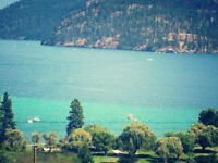 Luxurious and private honeymoon destination in the Okanagan