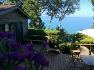 Huron Lakefront Cottage - Spectacular View, Very Private!