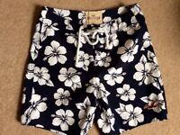 Hollister swim shorts