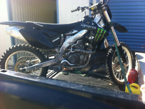 2007 KX450F For Sale