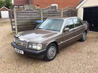 For Sale - Classic Mercedes 190e auto