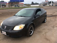 2009 Pontaic G5 173 kms  Runs Great 4cyl 5 speed Sporty 2 door