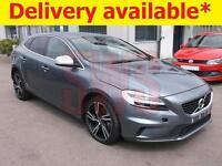 2016 Volvo V40 R-Design Pro D4 2.0 THEFT RECOVERED