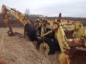 Ford backhoe for sale