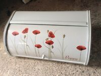 Selection of the poppy collection from dunelm