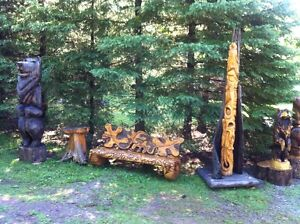 CUSTOM CHAINSAW CARVINGS FOR SALE Peterborough Peterborough Area image 3