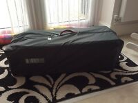 Mamas & Papas Deluxe Travel Cot - In excellent condition like new