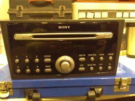 Sony double dim stereo