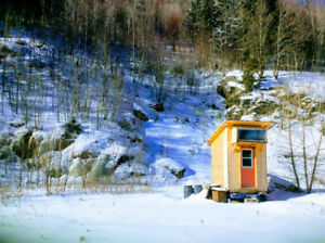 TINY HOUSE ON WHEELS FOR SALE $8999 OBO - Your choice of siding