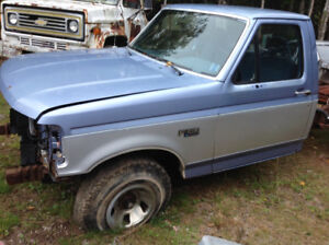 Reduced.  Very good parts and motor for 1995 ford xl.