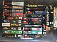 Nintendo NES & SNES Games For Sale