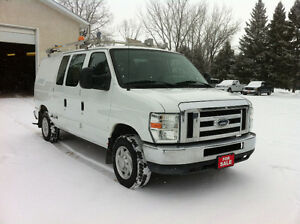 2009 FORD E250 XL CARGO VAN