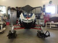 REDUCED**snow checked** 2012 Polaris Switchback Assault**
