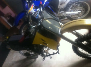 Selling my bike