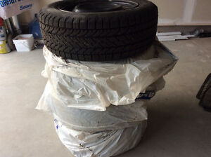 Nissan Juke 4 Winter tires Kitchener / Waterloo Kitchener Area image 1