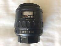 Pentax 35-80 vintage lense