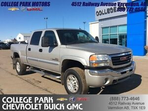 2004 GMC Sierra 2500HD SLT   165k on new engine many replaced pa