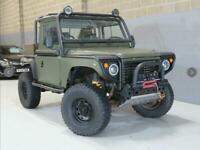 LandRover Defender 90 Trayback 300 TDI