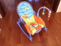 Fisher price Rocking chair Like new