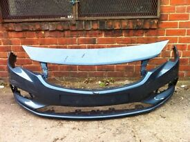 Vauxhall Astra K 2015 2016 genuine front bumper for sale