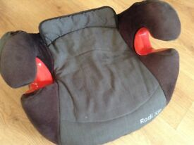 Car child booster seat