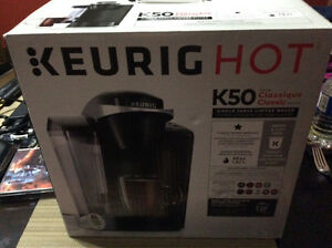 Brand new in box Kuerig Hot