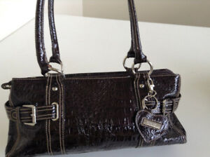 Gorgeous 'Faux Croc' Italian Purse – BRAND NEW, NEVER WORN
