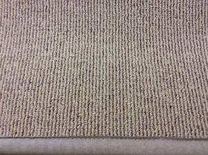"'BETTER THAN SISAL RUG' BROWN 8' x 5'9"" $70.00 LIKE NEW"