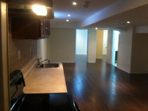 2 BEDROOM BEAUTIFUL AND CLEAN  BASEMENT
